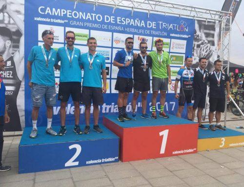 Maskokotas en el Mediterranea Triatlón Valencia 2018